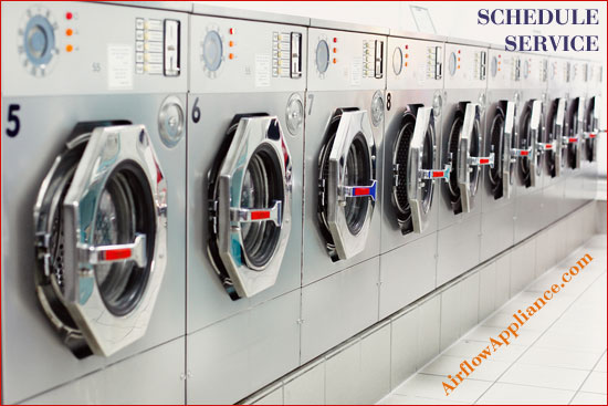 Commercial Washer Repair Service | Hotels & Motels, Hospitals